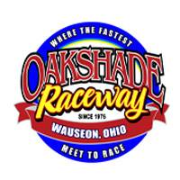 Oakshade Raceway opening day is April 24th, Wauseon, OH